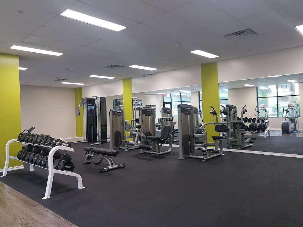 Fitness Facility, Guam Plaza Resort & Spa