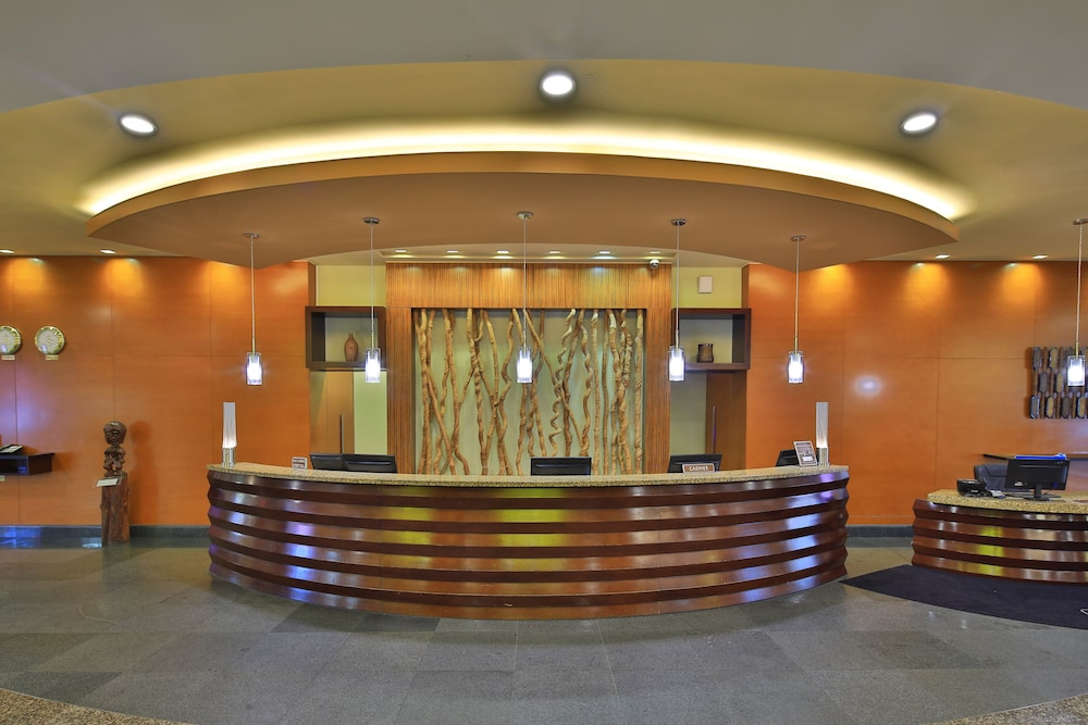 Reception, Guam Plaza Resort & Spa