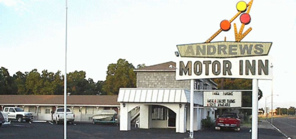 Featured Image, Andrews Motor Inn