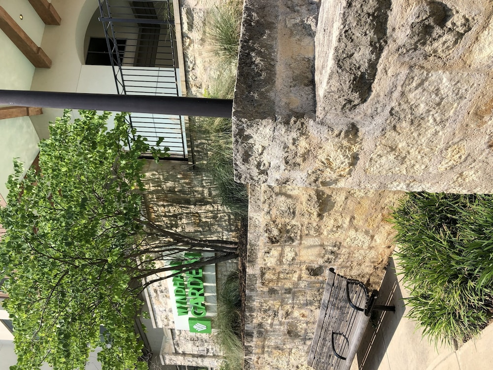 Exterior detail, Wyndham Garden San Antonio Riverwalk/Museum Reach