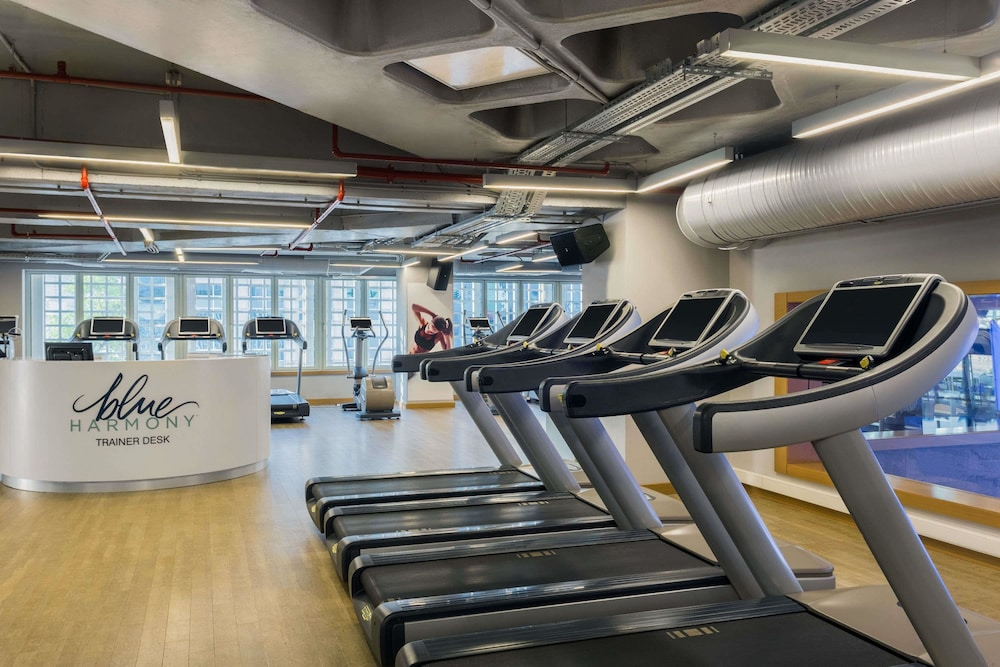 Fitness Facility, Wyndham Grand Istanbul Europe