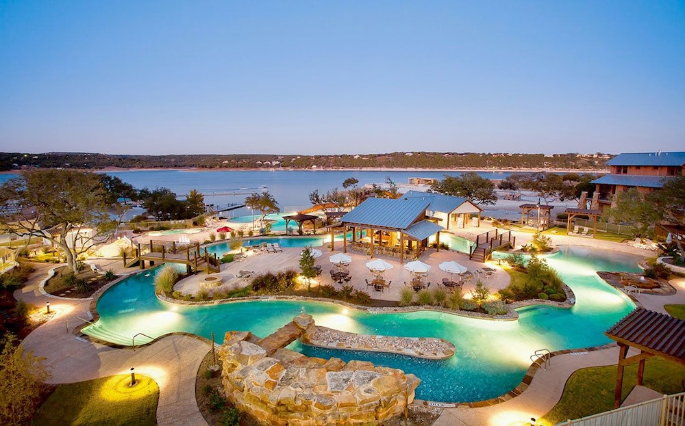 Outdoor Pool, The Reserve At Lake Travis