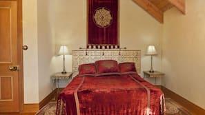 3 chambres, literie de qualité supérieure, décoration personnalisée