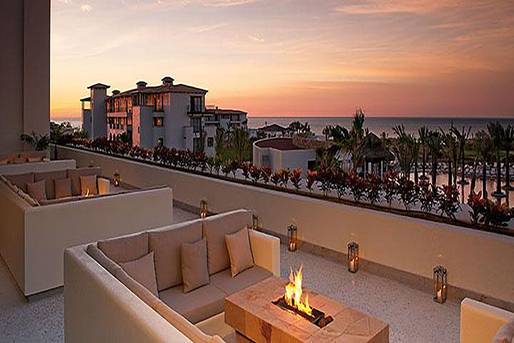Fireplace, Secrets Puerto Los Cabos All Inclusive - Adults Only