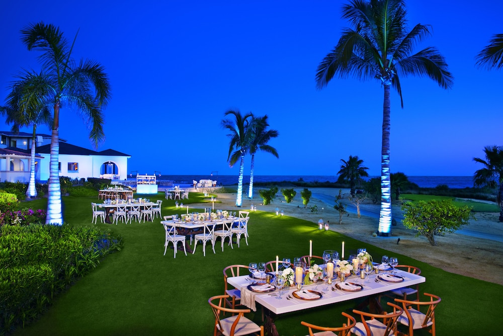 Outdoor Banquet Area, Secrets Puerto Los Cabos All Inclusive - Adults Only