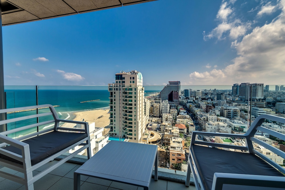 Balcony, Royal Beach Tel Aviv