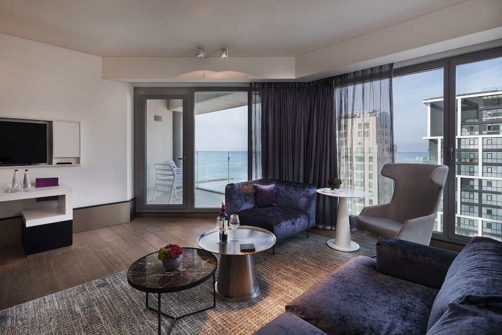 Living Room, Royal Beach Tel Aviv