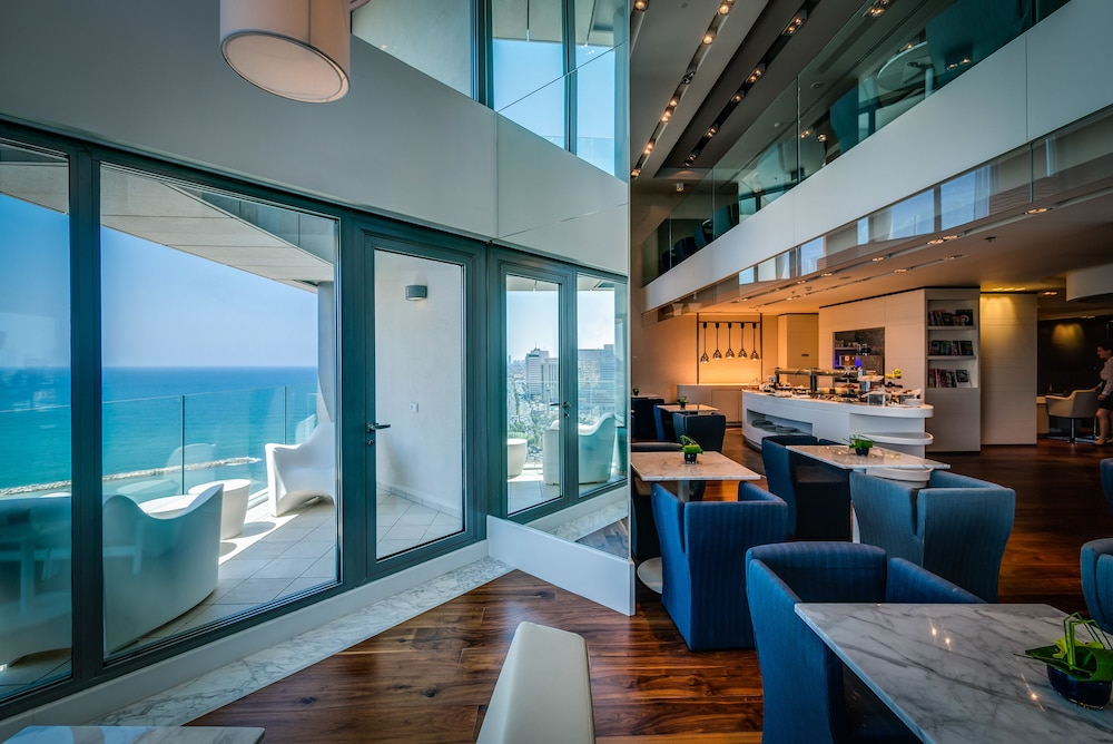 Lounge, Royal Beach Tel Aviv