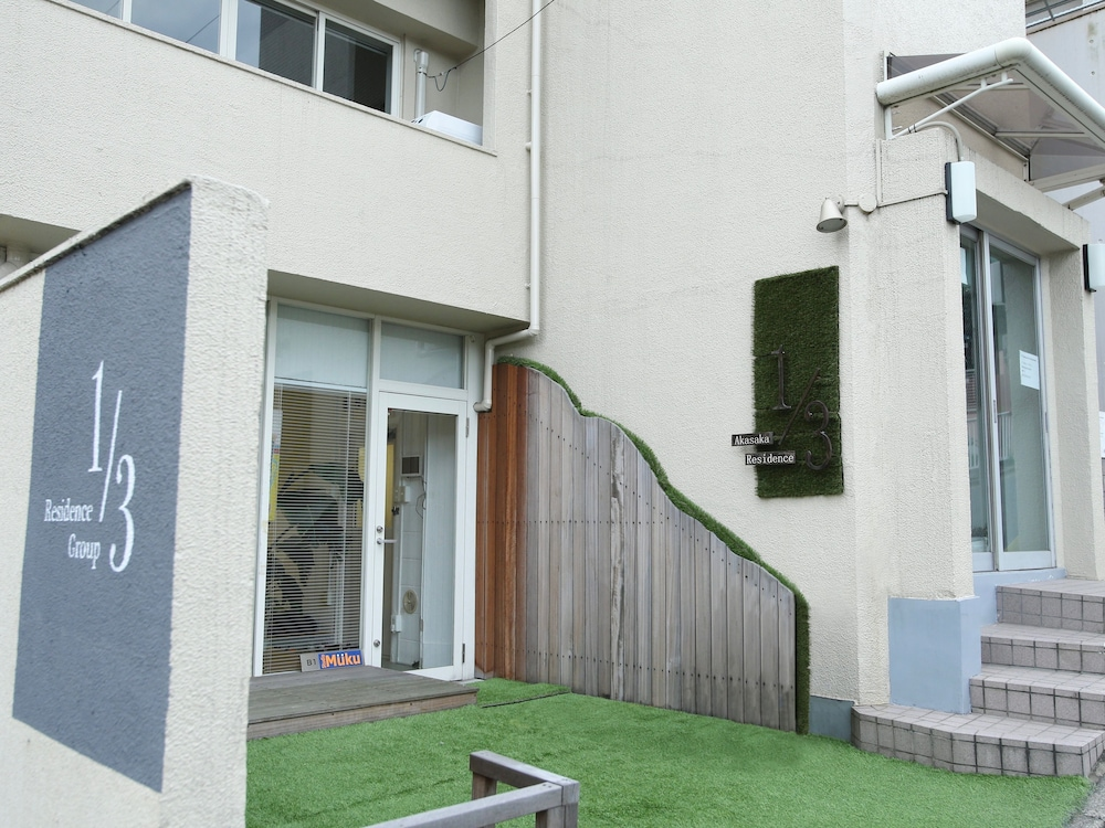 Exterior, 1/3rd Residence Serviced Apartments Akasaka
