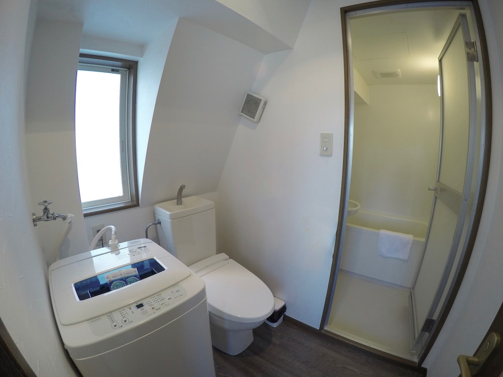 Bathroom, 1/3rd Residence Serviced Apartments Akasaka