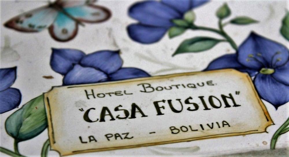 Casa Fusion Hotel La Paz