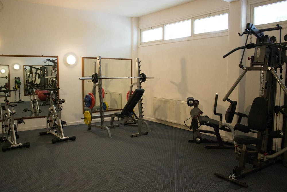 Gym, Forest Park Hotel