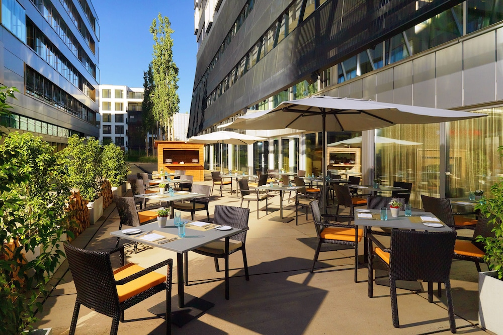 Terrace/Patio, Sheraton Zurich Hotel
