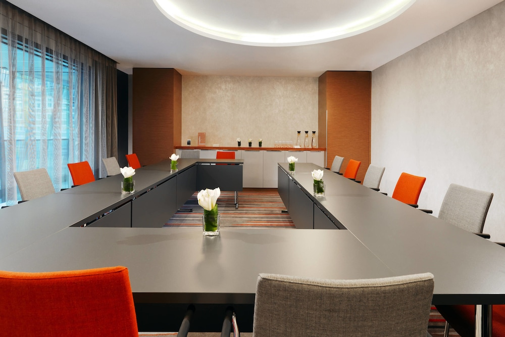 Meeting Facility, Sheraton Zurich Hotel