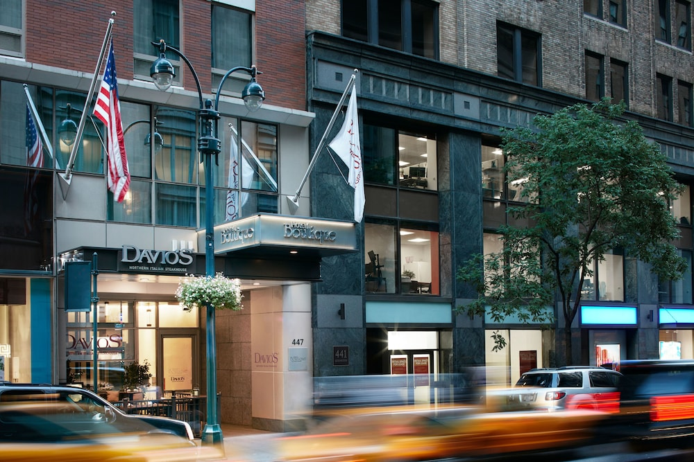 Hotel boutique at grand central in new york hotel rates for Central boutique inn