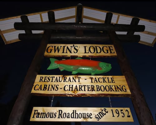 Gwin's Lodge & Roadhouse Est. 1952