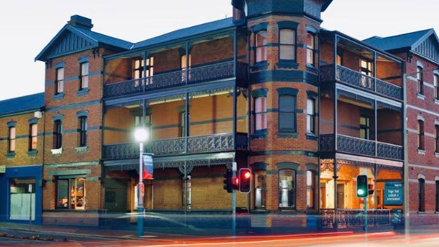 The Ikon Hotel