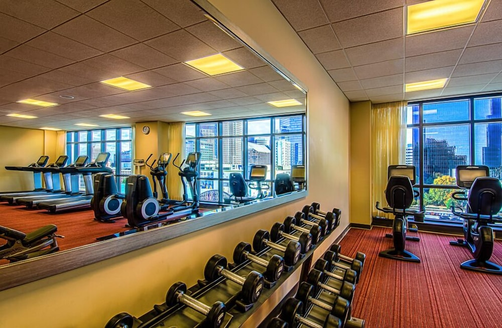 Gym, Hyatt Place Charlotte Downtown