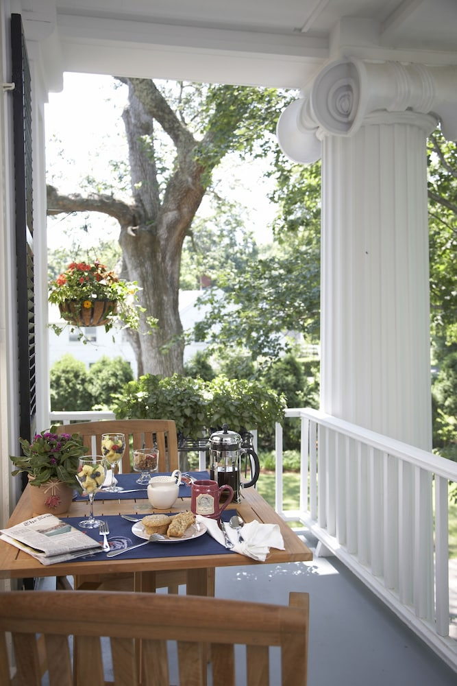 Balcony View, The Inn At Cape Cod