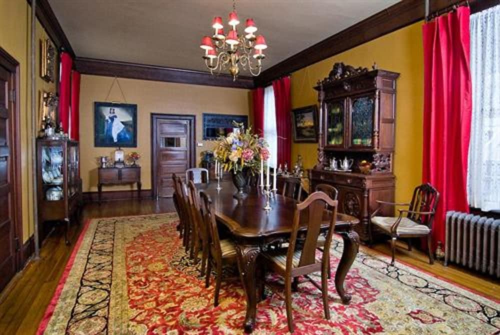 Breakfast Area, The Reynolds Mansion