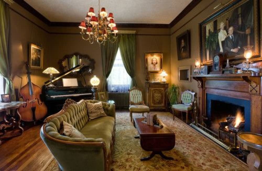 Interior, The Reynolds Mansion