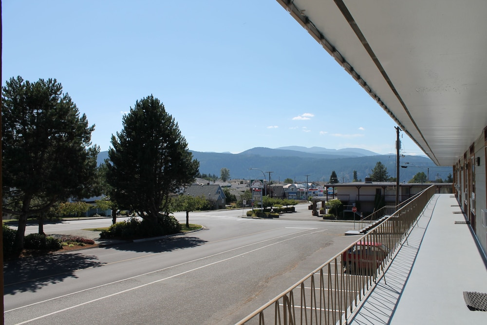 View from Property, Redford Motel
