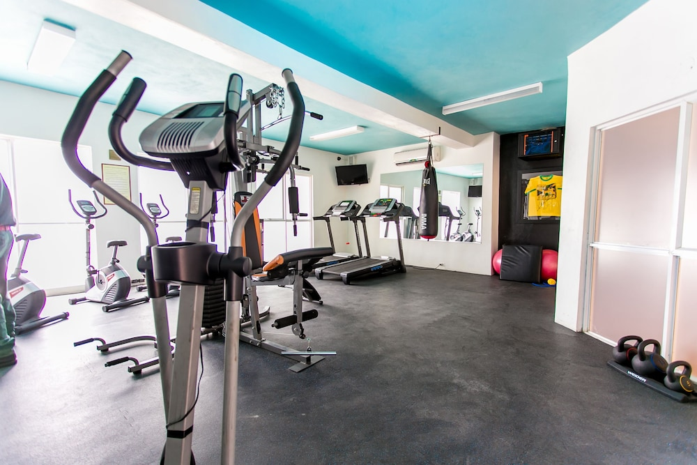Gym, Altamont Court Hotel