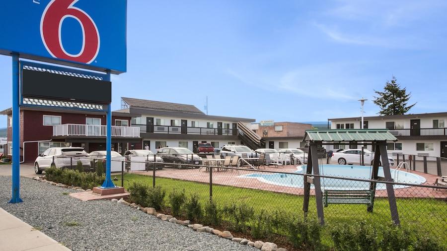 Motel 6 Cranbrook, BC