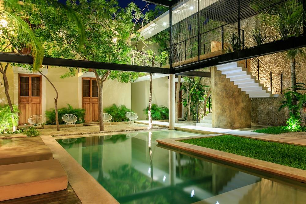 Koox Casa de las Palomas Boutique Hotel: 2018 Room Prices $116 ...
