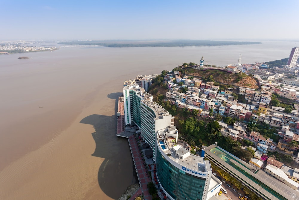 Aerial View, Wyndham Guayaquil, Puerto Santa Ana