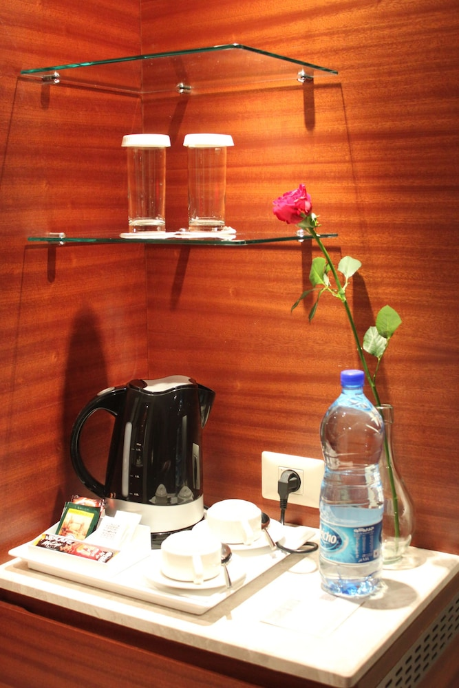 Coffee and/or Coffee Maker, Grand Park Hotel