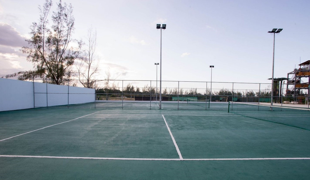 Tennis and Basketball Courts 68 of 73
