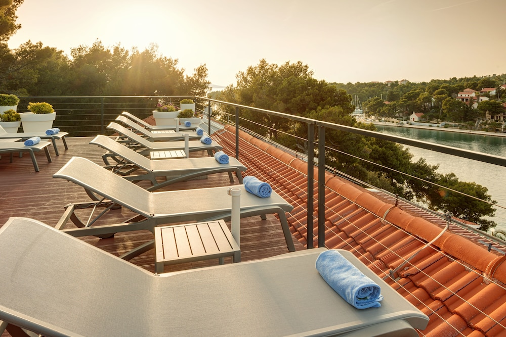 Sundeck, Hotel Milna Osam - Adults only