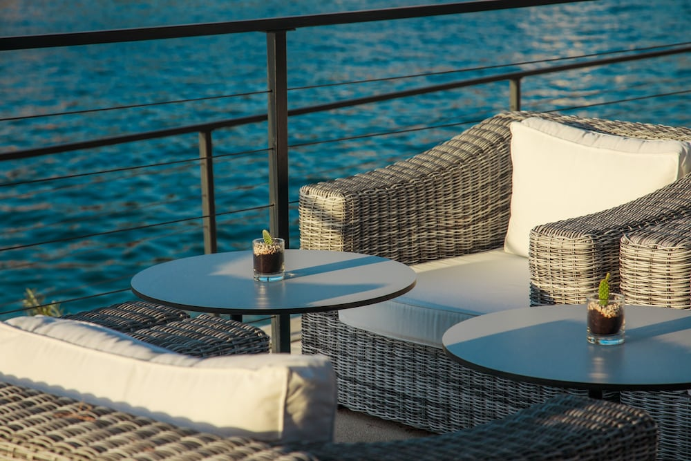 Terrace/Patio, Hotel Milna Osam - Adults only