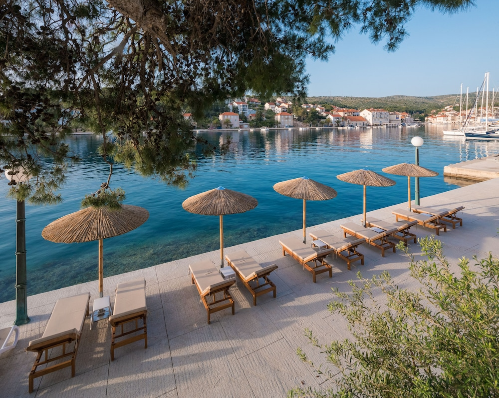 Beach, Hotel Milna Osam - Adults only