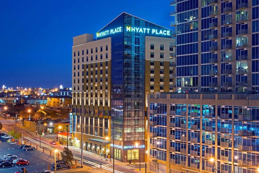 Featured Image, Hyatt Place Nashville Downtown
