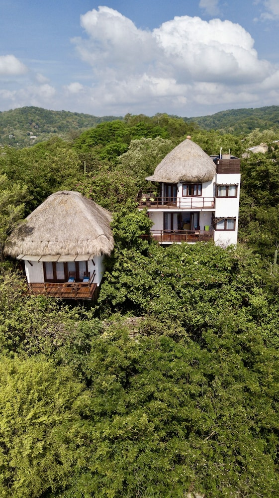 Aerial View, ZOA Hotel- Adults Only