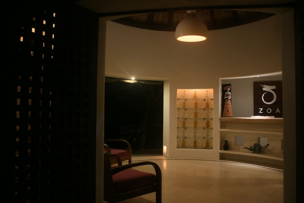 Interior Entrance, ZOA Hotel- Adults Only