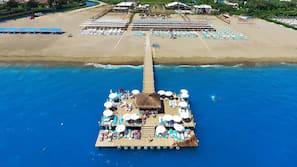 Privatstrand, kostenloser Shuttle zum Strand, Cabañas (gegen Gebühr)