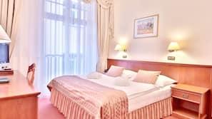 1 Schlafzimmer, Allergikerbettwaren, Pillowtop-Betten, Minibar
