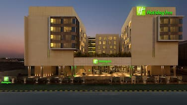 Holiday Inn New Delhi International Airport, an IHG Hotel