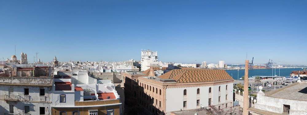 View from Property, Hotel Boutique Convento Cádiz