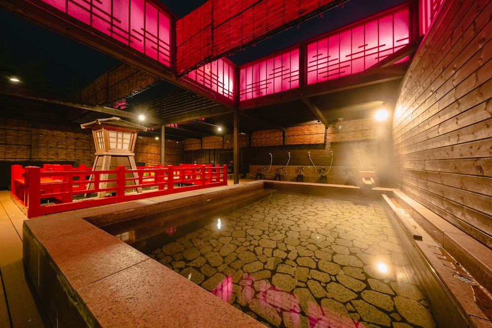 Hot springs, Arima Kirari (Previously Arima View Hotel Urara)