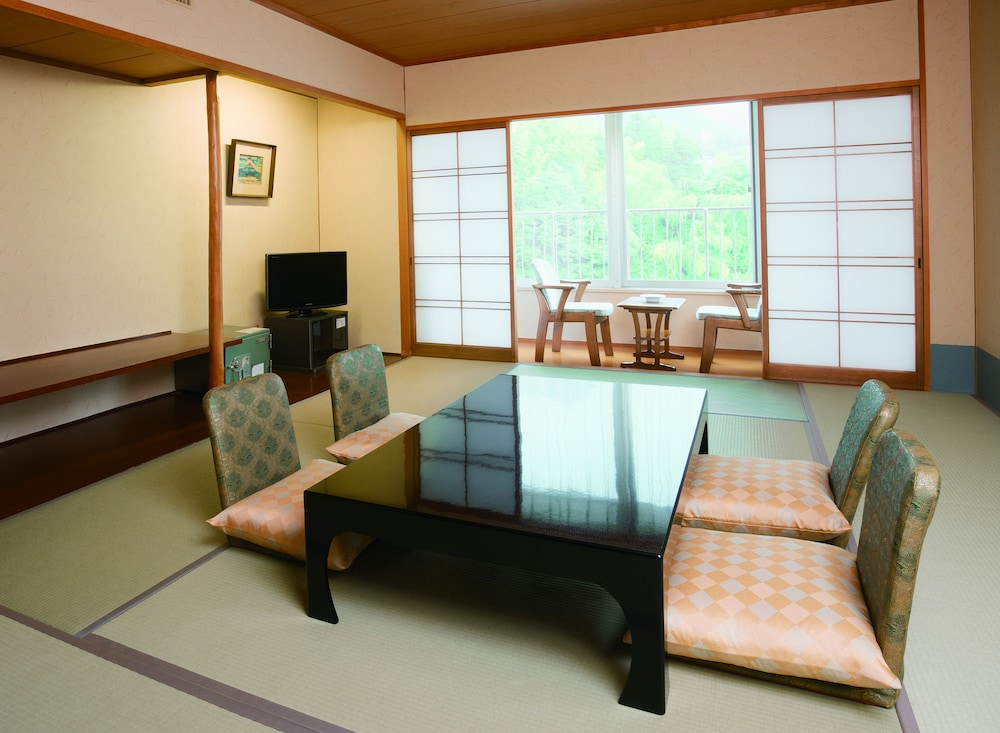 Room, Arima Kirari (Previously Arima View Hotel Urara)