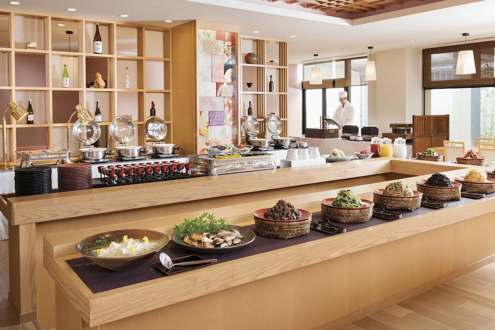Breakfast buffet, Arima Kirari (Previously Arima View Hotel Urara)