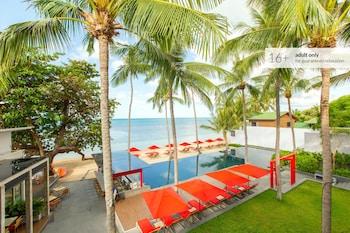 117/21 Rin Nai Beach, Moo 6, Bantai, Koh Phangan, Surat Thani 84280, Thailand.