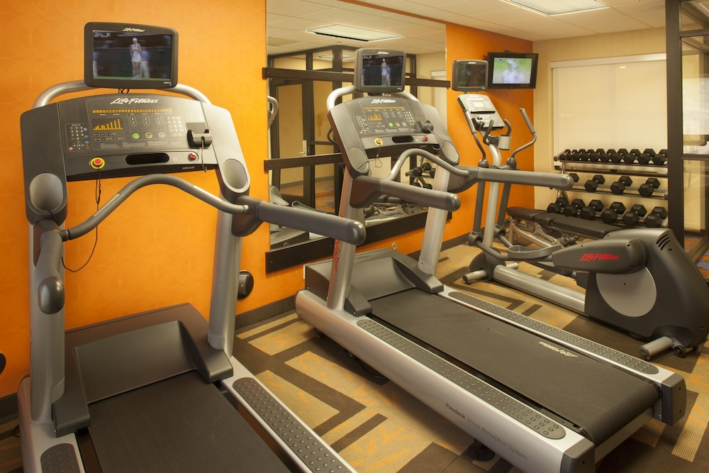 Fitness Facility, Courtyard Atlanta Conyers