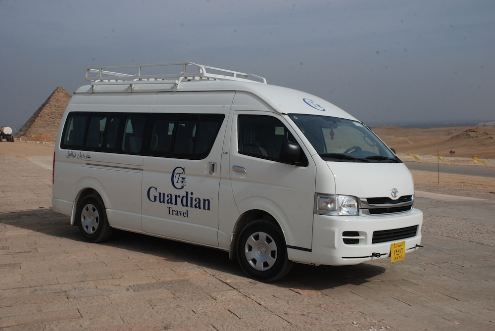 Airport Shuttle, Guardian Guest House