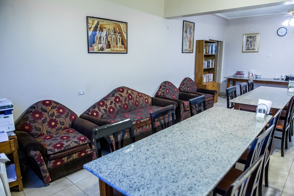 Breakfast Area, Guardian Guest House