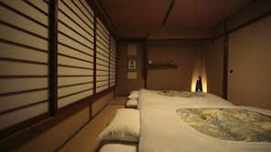1 bedroom, down comforters, free WiFi